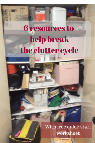 Learn how to manage clutter in your wardrobe, car, children's bedrooms, office papers and email inbox. Download your free quick start guide today. http://www.lifewrangling.com/cutting-the-clutter/