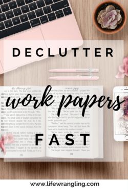 How to manage office papers in 3 easy steps