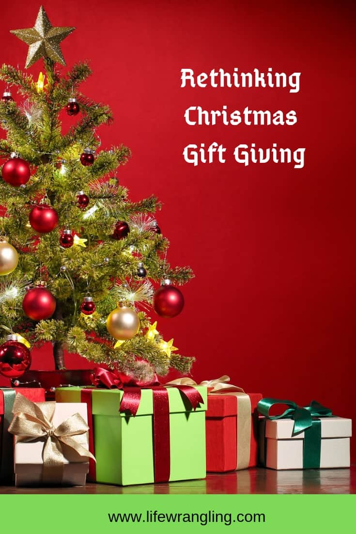 Reduce Stress By Giving Fewer Christmas Presents 1
