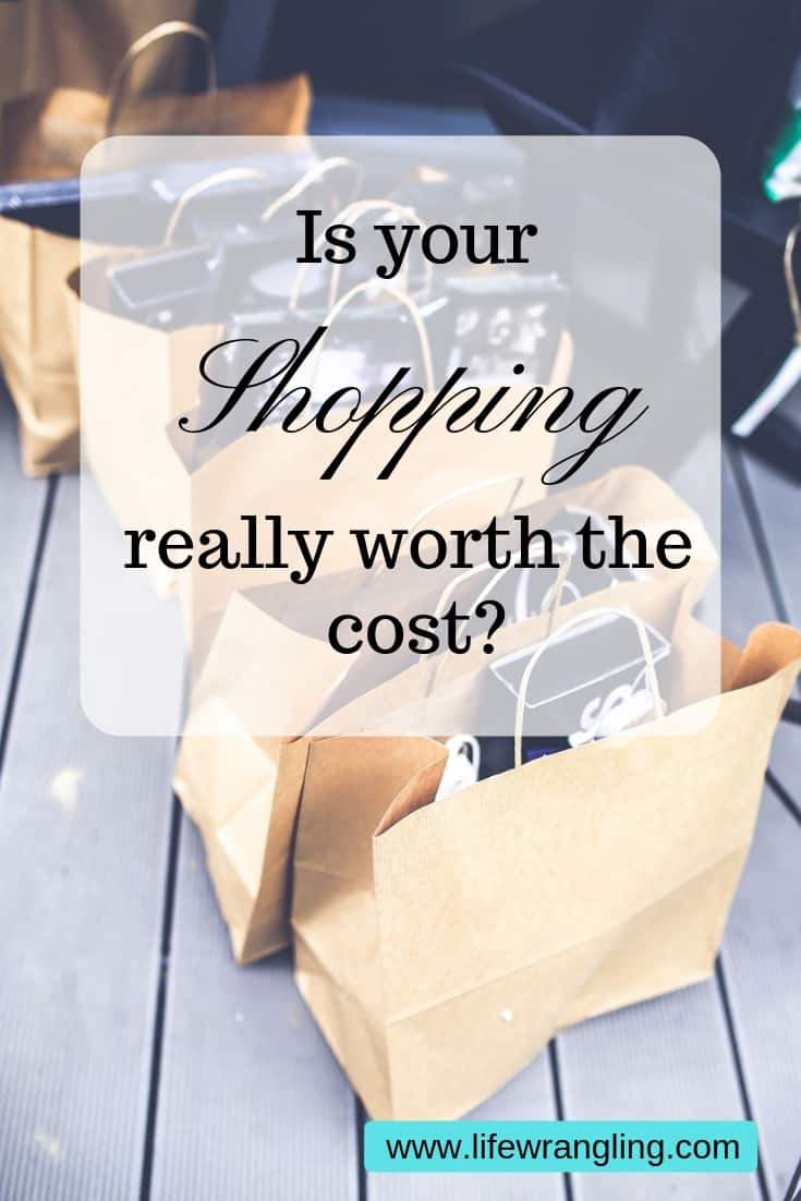 How Much Is Your Shopping Costing You? 1