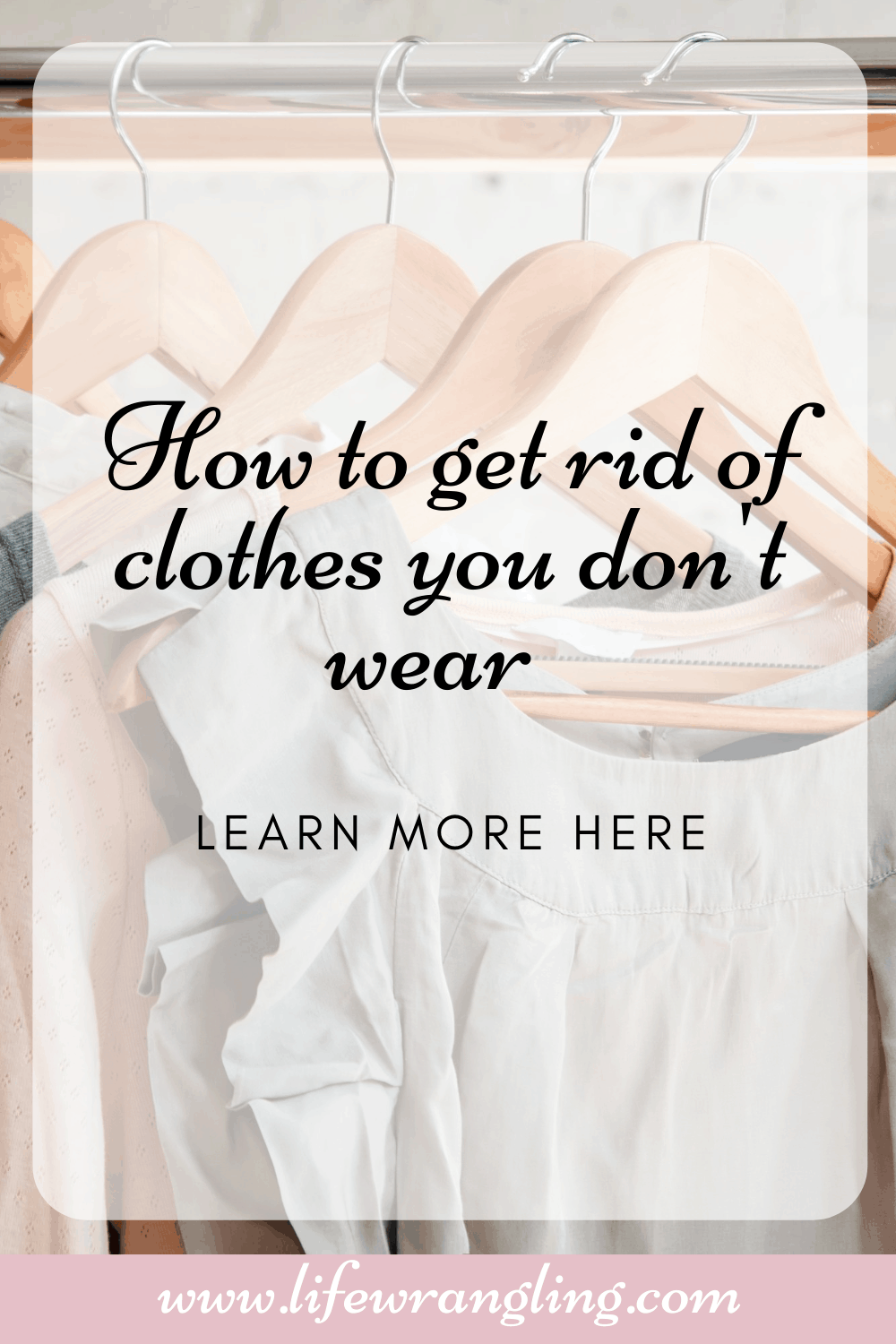 14 Reasons We Keep Clothes We Don't Wear and What to Do About it 5